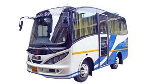 12 Seater Luxury Mini Bus for Hire in Amritsar Punjab