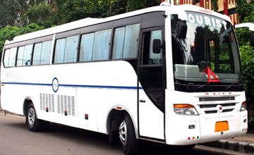 35 Seater Luxury Bus Hire in Amritsar