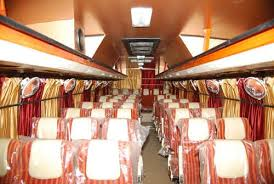 50 Seater Bus Hire in Amritsar