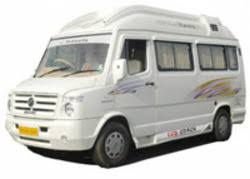 13 seater Tempo Traveller on Rent in Amritsar