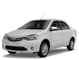 Toyota Etios Taxi Rental in Amritsar