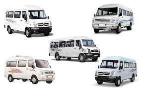 12 Seater Tempo Traveller on Rent in Amritsar