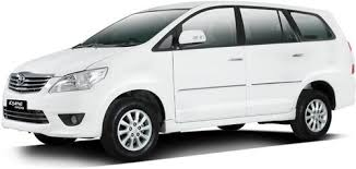 Toyota Innova Hire in Amritsar